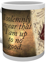 Harry Potter - Marauders Map Mug