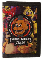 Five Nights at Freddy's - Rubber Patch Wallet