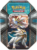 Pokemon - Spring Tins Legends of Alola - Solgaleo GX