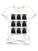 Star Wars - T-Shirt Darth Vader Emotions