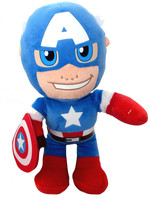 Captain America Plush - 33 cm