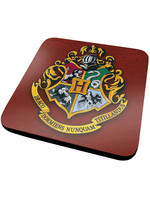 Harry Potter - Coaster Hogwarts Crest 6-Pack