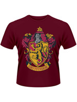 Harry Potter - T-Shirt Gryffindor Crest