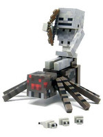 Minecraft - Spider Jockey Action Figure