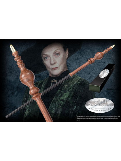Harry Potter Wand - Minerva McGonagall