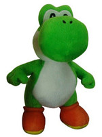 Super Mario - Yoshi Plush - 20 cm