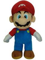 Super Mario - Mario Plush - 20 cm