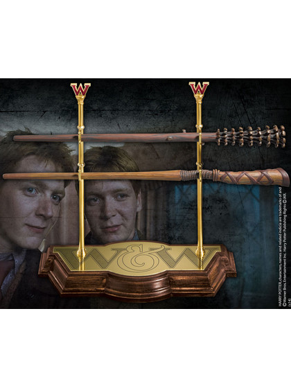 Harry Potter - Wand Collection Weasley Twins