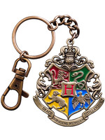 Harry Potter - Metal Keychain Hogwarts
