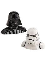 Star Wars - Vader and Trooper Salt and Pepper