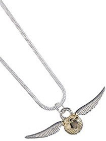 Harry Potter - The Golden Snitch Necklace