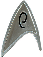 Star Trek - Starfleet Engineering Division Badge