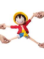 One Piece - Luffy Elastic Plush - 35 cm