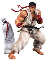 Street Fighter III - Legendary Ryu Statue