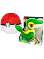 Pokemon - 2-in-1 Snivy Plush - 30 cm