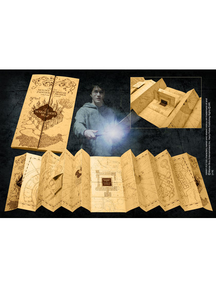 Harry Potter - Marauder's Map Replica