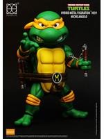 Turtles - Michelangelo - Hybrid Metal Action Figure