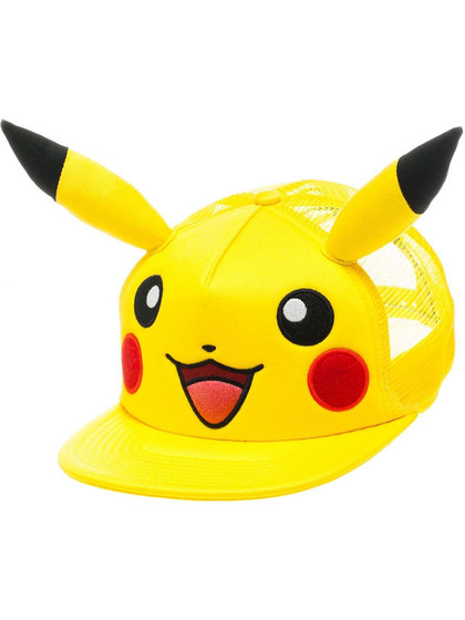 Pokemon - Trucker Cap Pikachu