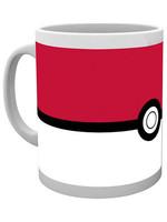 Pokemon - Pokeball Mug
