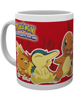 Pokemon - Fire Partners Mug