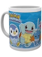 Pokemon - Water Partners Mug