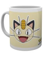 Pokemon - Meowth Face Mug