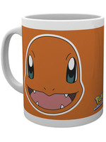 Pokemon - Charmander Face Mug