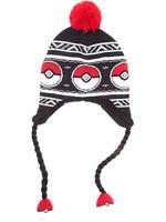 Pokemon - Pokeball Laplander Ski Beanie