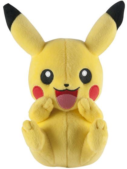 Pokemon - Pikachu (laughing) Plush - 20 cm