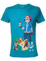Pokemon - T-Shirt Ash Ketchum