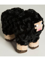 Minecraft - Black Sheep Plush - 25 cm