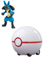 Pokemon - Lucario Catch n Return Ultra Poké Ball
