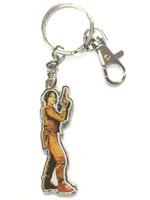 Star Wars Rogue One - Jyn Erso Metal Keychain