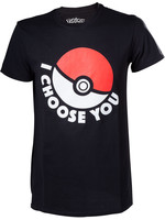 Pokemon - T-Shirt I Choose You