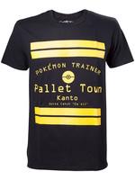 Pokemon - T-Shirt Pallet Town