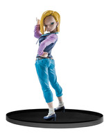 Dragonball - Big Budoukai Android 18 - SCultures