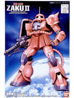 FG MS-06S Zaku II - 1/144