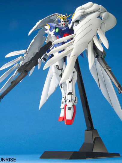 MG Wing Gundam Zero Endless Waltz - 1/100