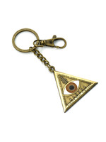 Fantastic Beasts - Triangle Eye Keychain