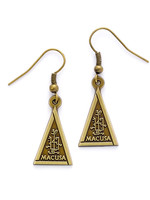 Fantastic Beasts - Macusa Earrings