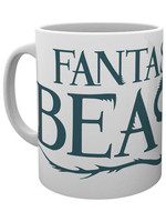 Fantastic Beasts - Green Logo Mug