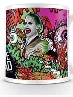 Suicide Squad - Joker Crazy Mug