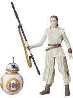 Star Wars Black Series - Rey (Jakku) and BB-8