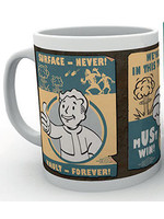Fallout 4 - Vault Posters Mug
