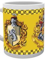 Harry Potter - Hufflepuff Crests Mug