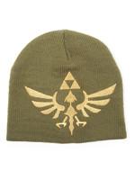 Legend of Zelda - Woven Golden Logo Beanie