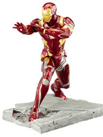 Marvel - Iron Man Mark 46 (Civil War) - Artfx+