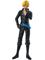 One Piece - Sanji - Gold Styling Movie Collection