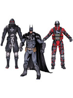 Batman Arkham Knight - Batman & Thugs 3-Pack