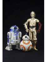 Star Wars - R2-D2, C-3PO & BB-8 - Artfx+